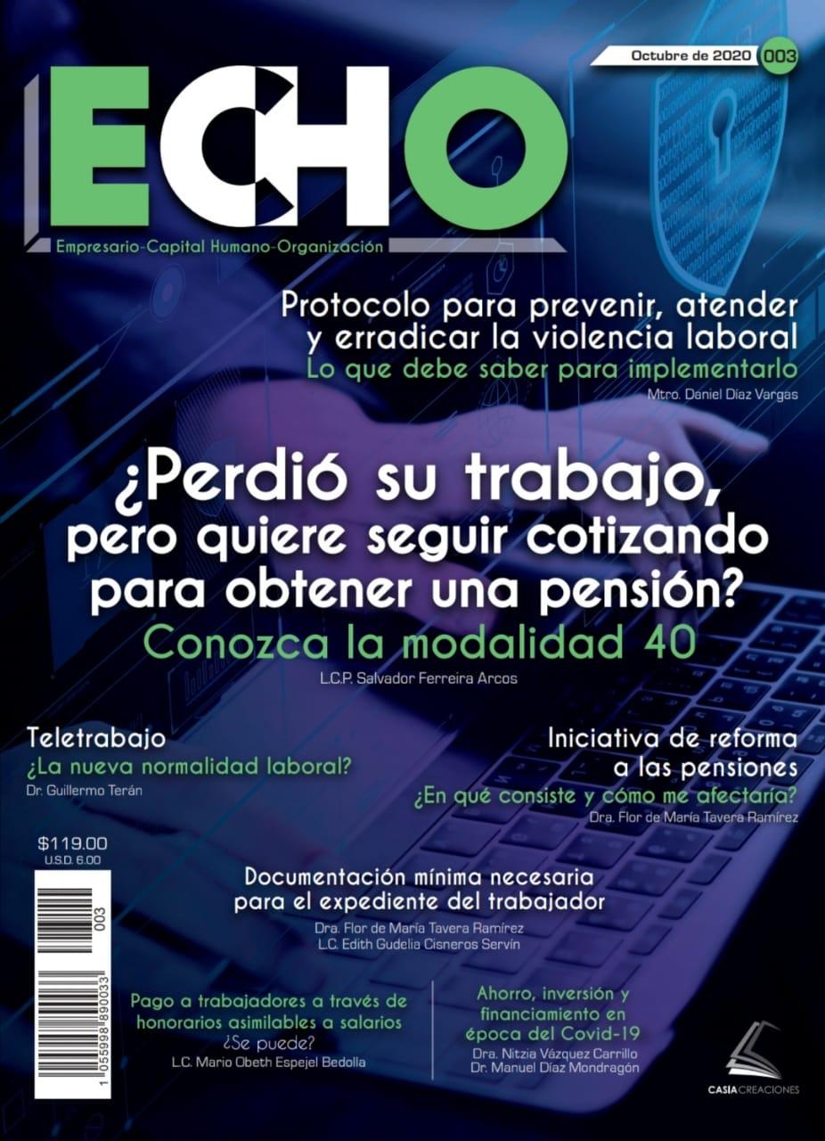 Modalidad 40 - Reforma a pensiones - Teletrabajo